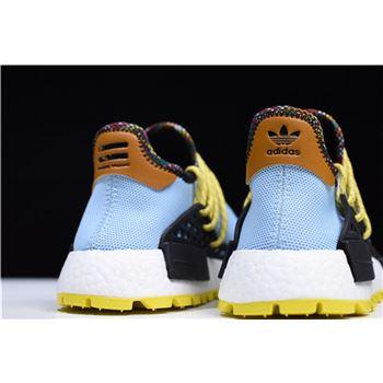 nmd r1 v2 black blue yellow