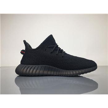 Adidas Yeezy Boost 350 Infant Black Redbb6372 Kids Real