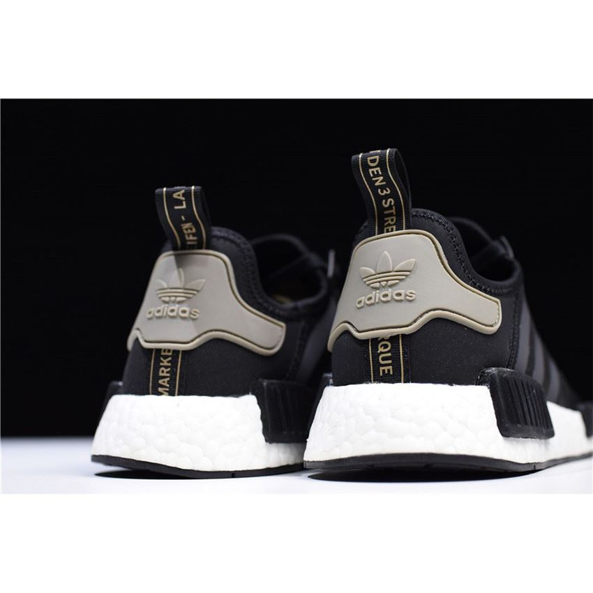 Latest Adidas Nmd R1 Trail Core Black Trace Cargo Ba7251