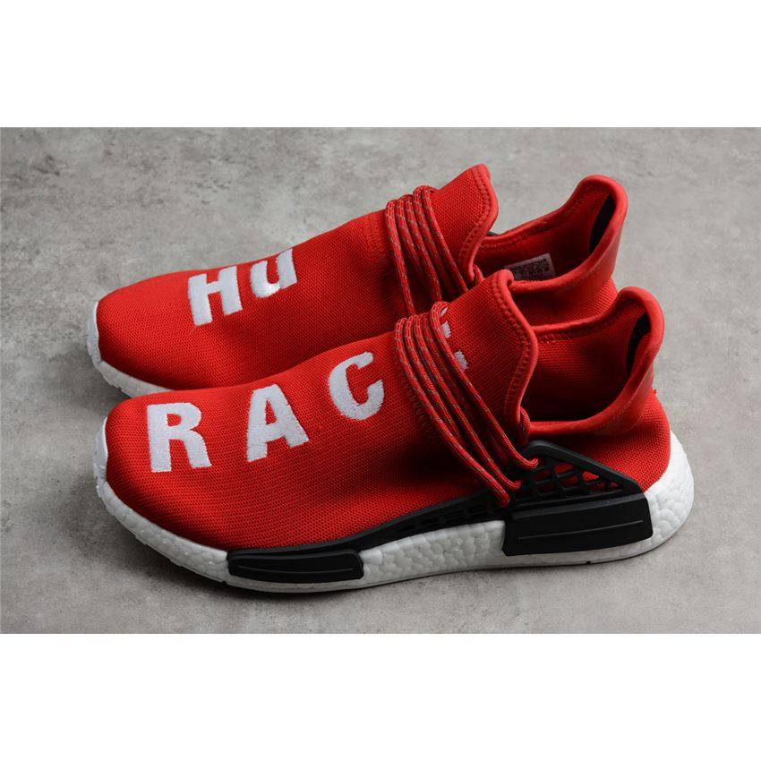 red and black human race nmd Shop